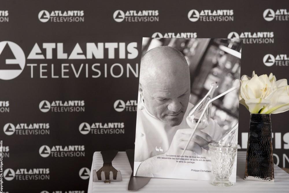Atlantis Television - Philippe Etchebest à la Paillote