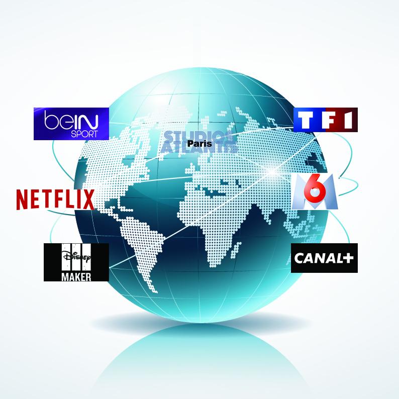 Atlantis Television - LE MARCHÉ