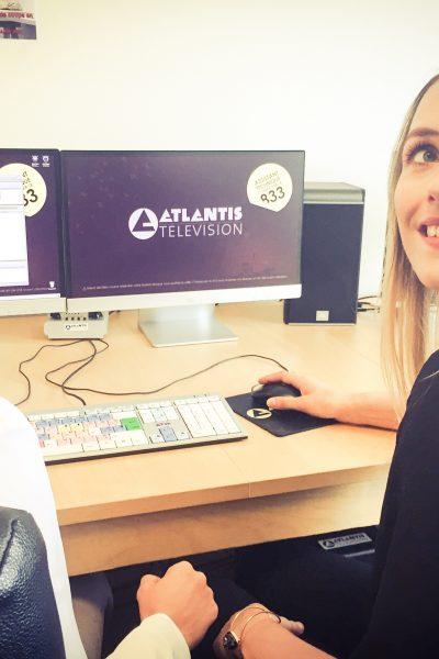 Atlantis Television - Issy Paris Hand a choisi Atlantis Télévision
