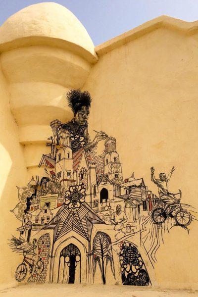 Atlantis Television - Exposition «Sur la route» par Aïda Touihri