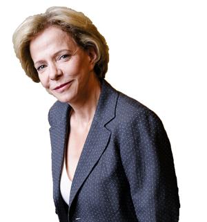 Frédérique Bredin directrice du CNC
