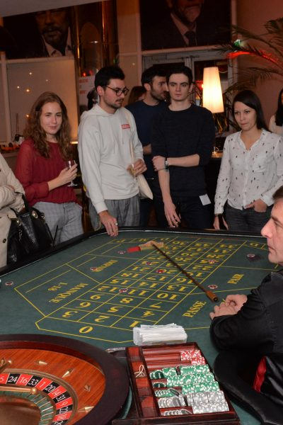 Atlantis Television - Kaptain & Atlantis Casino Party