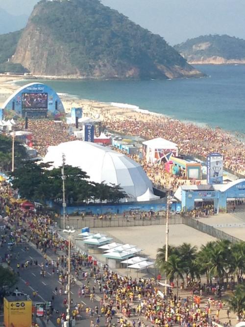Atlantis Television - ATLANTIS SE DÉPLACE AU BRÉSIL POUR LA COUPE DU MONDE 2014 !
