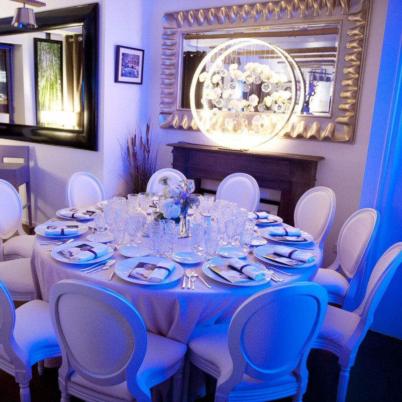 Atlantis Television - Pierre Gagnaire s'installe à la Paillote le temps d'un diner d'exception