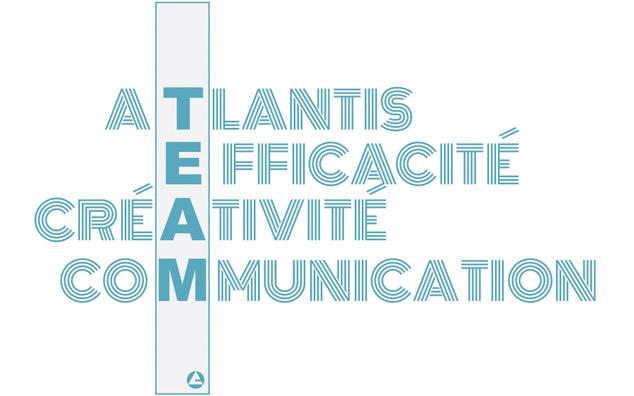 Notre philosophie: efficacité, créativité, communication