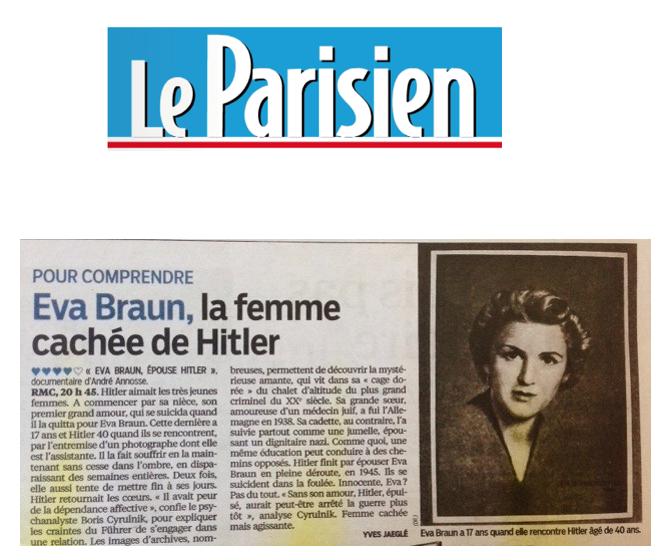 Atlantis Television - Eva Braun épouse Hitler