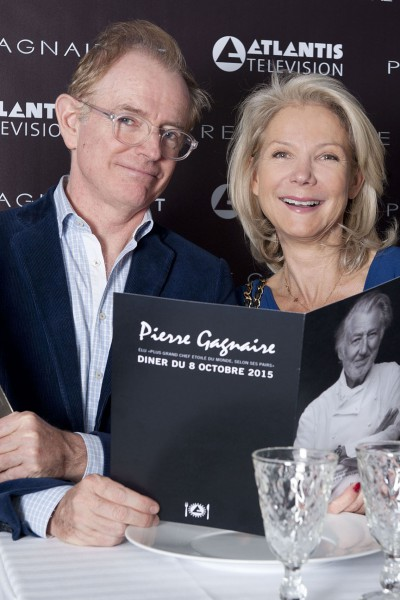 Atlantis Television - PIERRE GAGNAIRE SETTLES AT LA PAILLOTE FOR AN EXCEPTIONAL DINER