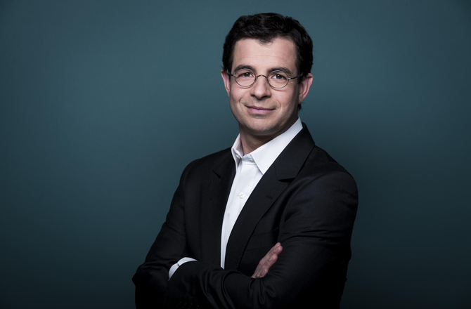 Benoit Thevenet Atlantis Télévision