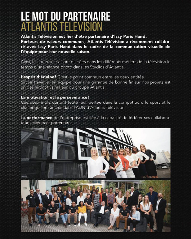 Issy-Paris-Hand-Atlantis-Télévision-2
