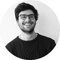 Grégoire ROUX - Assistant technique
