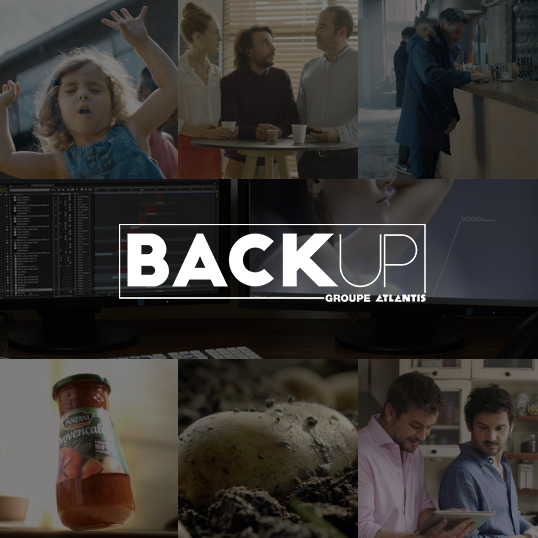 Back-Up, post-production publicitaire