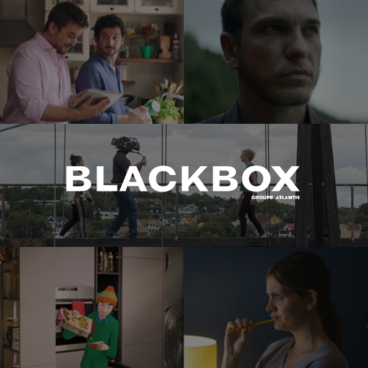The Blackbox, production publicitaire